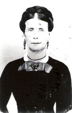 Lovina Jane <I>McClellan</I> Sarver