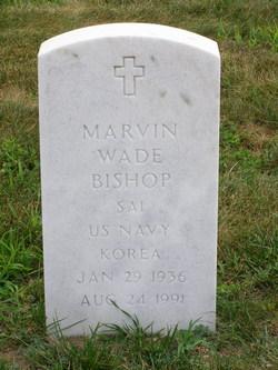 Marvin Wade Bishop