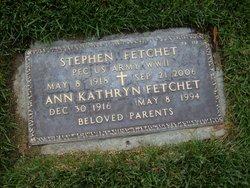 Ann Kathryn Fetchet