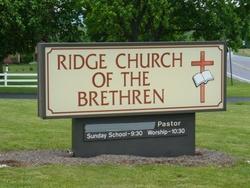 Ridge Church Cemetery