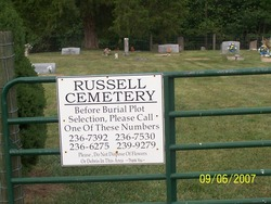 Russell Cemetery #1