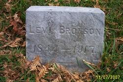 Pvt Levi A Bronson