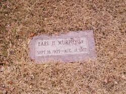 Earl H Murphy, Sr