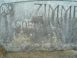 Corilla A. Zimmerman