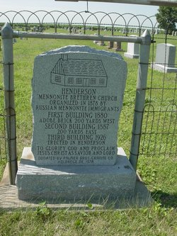 Mennonite Brethren Cemetery