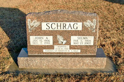Selma <I>Graber</I> Schrag