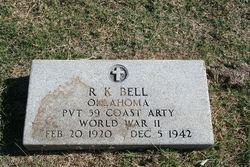 PVT Robert Knox Bell