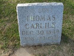 Thomas Carlile