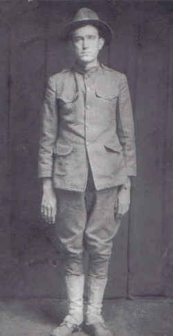 "PVT Arthur Randall ""Boss or Bochee"" McCormick"