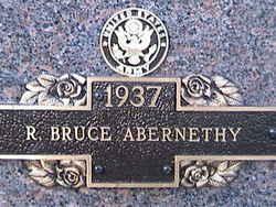 R. Bruce Abernethy