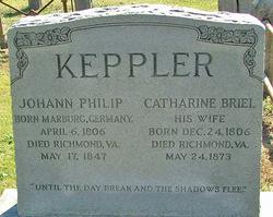 Johann Philip Keppler