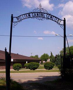 William Ganong Cemetery