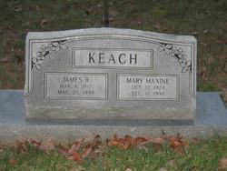 Mary Maxine Keach