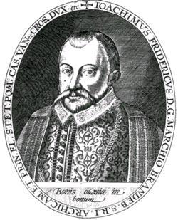 Joachim Friedrich von Brandenburg