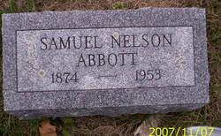 Samuel Nelson Abbott