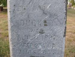 Edward W Ducker