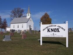 Knox Presbyterian Church Cemetery