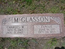 Fannie <I>McNeal</I> McGlasson