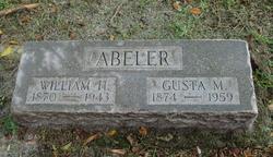 "Augusta M. ""Gusta"" Abeler"
