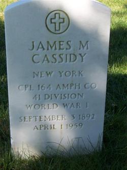 James Maladay Cassidy