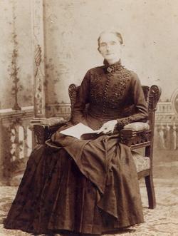 Elizabeth Pulcaria <I>Jackson</I> Stafford