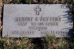 Albert E Fetters