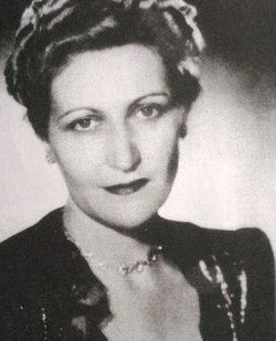 Magda <I>Ritschel</I> Goebbels