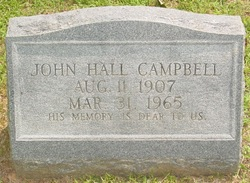 John Hall Campbell