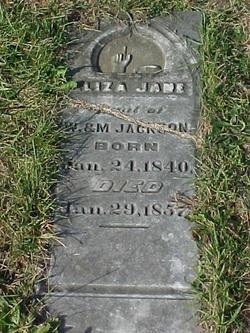 Eliza Jane Jackson
