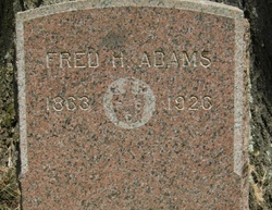 "Frederic H ""Fred"" Adams"