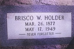 Brisco Washington Holder
