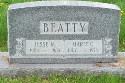 Jesse M Beatty