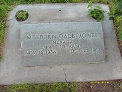 Melburn Dale Jones