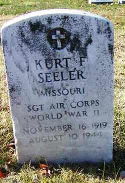 SGT Kurt F. Seeler