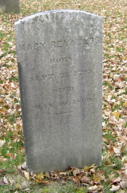 Mary <I>Brown</I> Reynolds