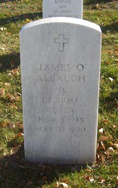 James O Albaugh