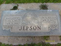 Elda Arthella <I>Nelson</I> Jepson