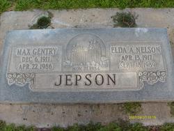 Max Gentry Jepson
