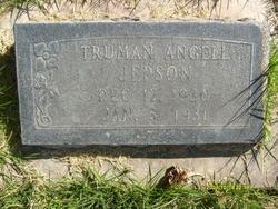 Truman Angell Jepson