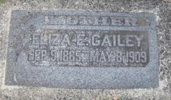 Eliza <I>Edmonds</I> Gailey