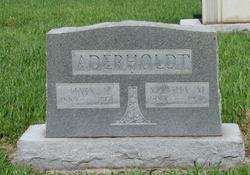 Alvin Lee Aderholdt