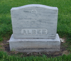 Capt Henry Benson Albee
