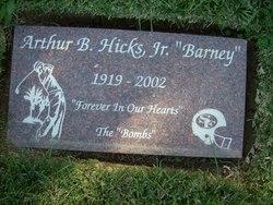 Arthur Barnum Hicks, Jr