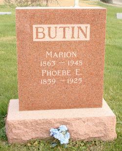 Phoebe Ellen <I>Earp</I> Butin