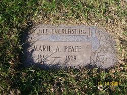 Marie A. Pfaff