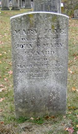 Mary Jane Hynard