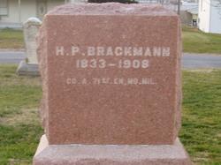 Heinrich Peter Brackmann