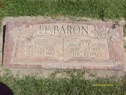 Alice <I>Johnson</I> Lebaron