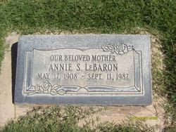 Annie <I>Spencer</I> LeBaron