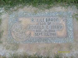 Ronald John Lebaron, Jr